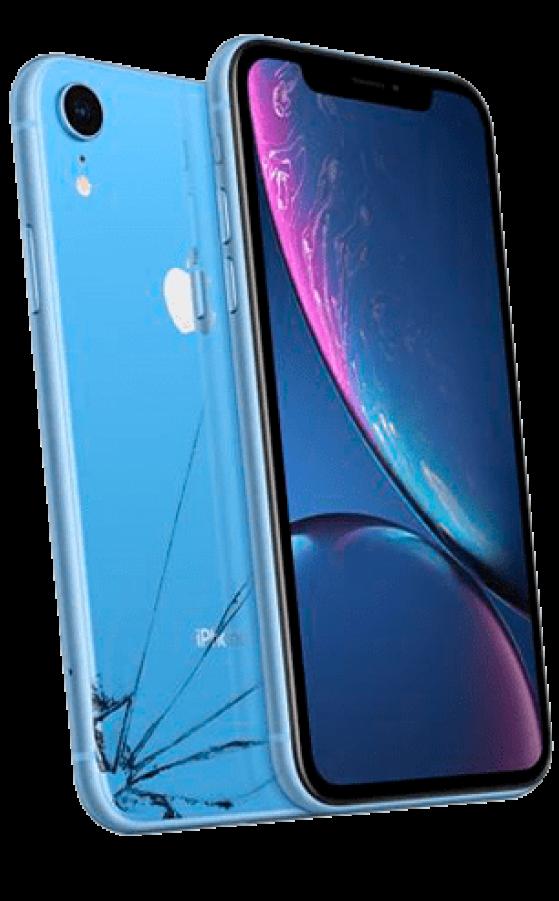 Замена задней крышки смартфона